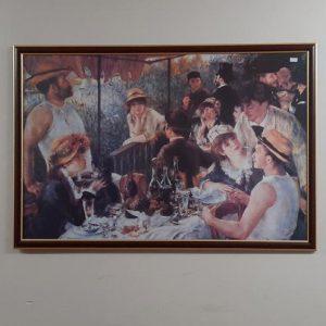 Encadrement impression Renoir