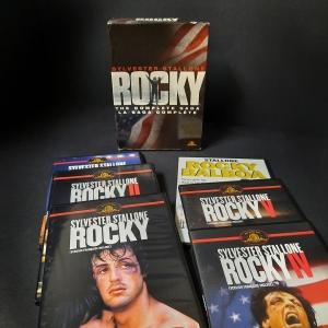 Rocky: la saga complète